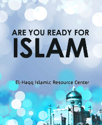 ARE YOU READY FOR ISLAM