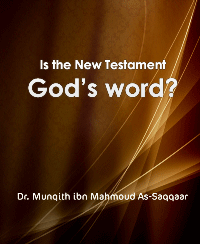 Is the New Testament God's word?