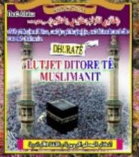 lutjet ditore te muslimanit