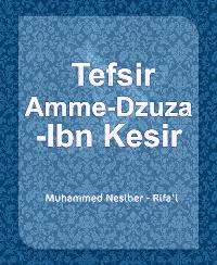 Tefsir Amme-Dzuza – Ibn Kesir