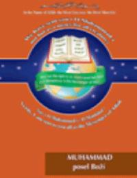 Muhammad posel Boží