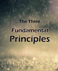 The Title: The Three Fundamental Principles