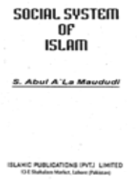 Social System of Islam