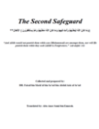 The Second Safeguard