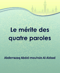 Le mérite des quatre paroles