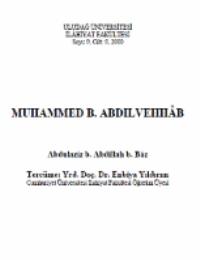 Muhammed b. Abdulvahhab