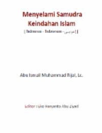 Menyelami Samudra Keindahan Islam