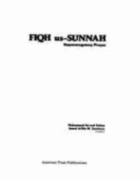 FIQH us-SUNNAH, Supererogatory Prayer