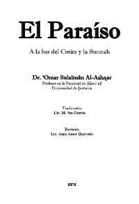 El Paraíso a la luz del Corán y la Sunnah