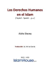 Los Derechos Humanos en el Islam