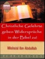 Christliche Gelehrte geben Widersprüche in der Bibel zu