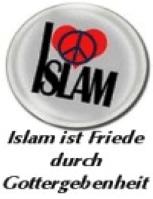 Islam ist Friede durch Gottergebenheit