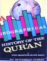 A GEOGRAPHICAL HISTORY OF THE QUR'AN