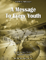 A Message To Every Youth