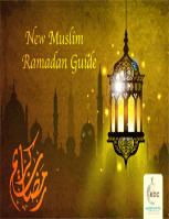 New Muslim Ramadan Guide