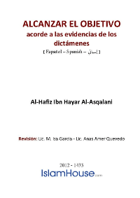 ALCANZAR EL OBJETIVO acorde a las evidencias de los dictámenes