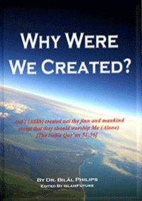 Why Were We Created
