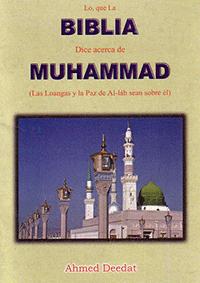 Lo que la Biblia dice acerca de Muhammad