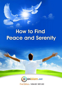 How to Find Peace and Serenity