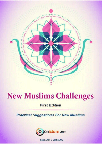 New Muslims Challenges