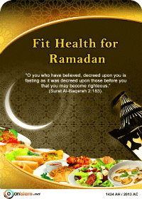 Stay Fit for Ramadan