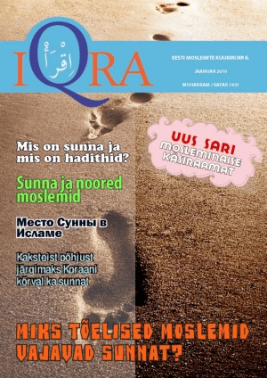 Book cover: Iqra kuukiri nr.6