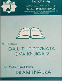 Dali ti je poznata ova knjiga? – Islam i nauka