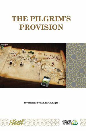 Bokk cover: the pligrim's provision