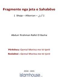 Fragmente nga jeta e Sahabëve