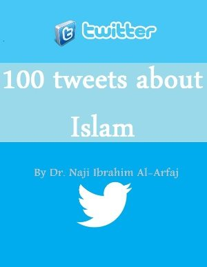Book cover: 100 tweets about Islam