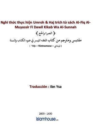 Book cover: Nghi thức thực hiện Umroh & Haj
