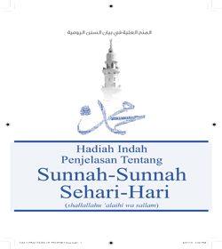 Penjelasan Tentang Sunnah-Sunnah Sehari-Hari