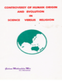 Conroversy of Human Origin and Evolution in Science versus Religion