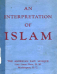 An lnterpretation of Islam