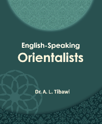 English-Speaking Orientalists