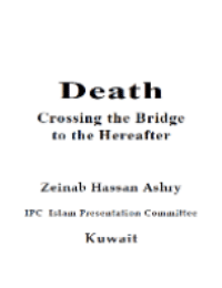 Death Crossing the Bridge to the Hereafter