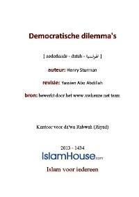 Democratische dilemmas