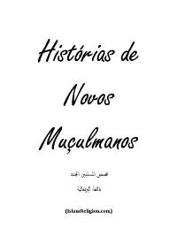 Histórias de Novos Muçulmanos