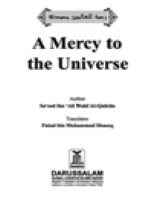 A Mercy to the Universe
