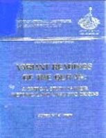 VARIANT READINGS OF THE QUR' AN: A CRITICAL STUDY OF THEIR HISTORICAL AND LINGUISTIC ORIGINS