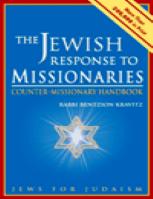 The Jewish Response to Missionaries