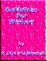 Guidlines for Workers