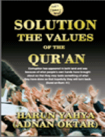 SOLUTION THE VALUES OF THE QUR'AN
