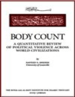 Body Count a quantitative review of political violence across world civilizations