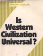 Is Western Civilization Universal ?