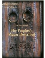 The Abridgement of the Prophet's Prayer Described