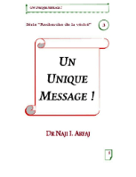 Un unique message