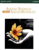 AQIDAH SHOHIHAH VERSUS AQIDAH BATHILAH