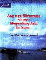 Ang mga Alituntuning at mga Magandang asal sa islam