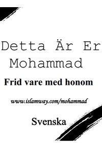 Detta Är Er Mohammad